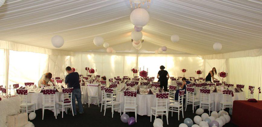 Nunta – Un eveniment fermecator, intr-un cort deosebit!